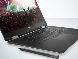 Im Test: Dell XPS 15 9575 Core i5-8305G