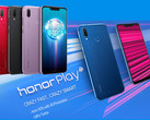 gamescom 2018: Honor zeigt Honor Play Smartphone mit GPU-Turbo.