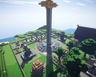 Minecraft: Update mit Cross-Plattform-Support und besserer Grafik