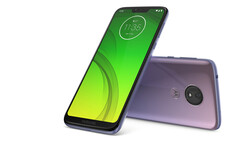 Im Test: Motorola Moto G7 Power.