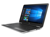 Test HP Pavilion 15 (7700HQ, Full-HD, GTX 1050) Laptop