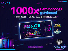 gamescom 2019 | Honor Highlights auf der gamescom 2019.