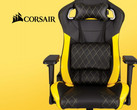 Corsair: Gaming-Sessel T1 Race für 330 Euro