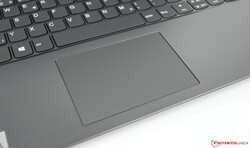Touchpad des Lenovo ThinkBook 15