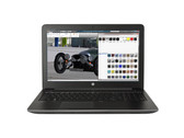 Test HP ZBook 15 G4 (Xeon, Quadro M2200, Full-HD) Workstation