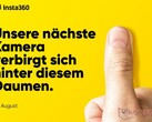 Insta360: Neue und superleichte Insta360-Kamera angeteasert - Small Wins (Video)