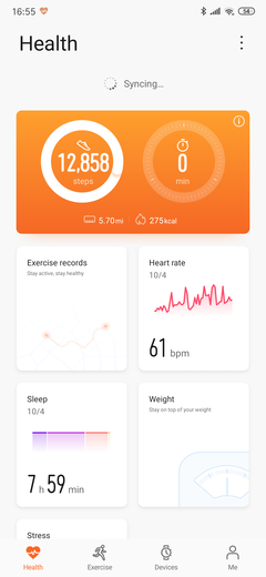 Test Honor Band 5 Fitness-Tracker