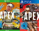Apex Legends: Special Edition-Bundles Lifeline und Bloodhound Edition.