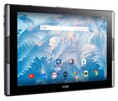 Das Acer Iconia Tab 10 ist ein Android-Tablet mit Quantum Dot-Display.