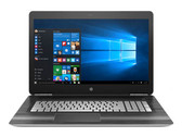 Test HP Pavilion 17 (i7-7700HQ, GTX 1050) Laptop