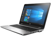 Test HP Probook 650 G3 Z2W44ET Laptop