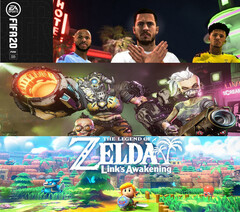 FIFA 20, Borderlands 3 und The Legend of Zelda: Link's Awakening erhalten game Sales Awards für September.