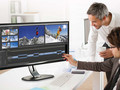 Philips BDM3470UP: UltraWide-QHD-Monitor mit 34 Zoll.