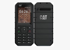 Cat B35 Smart 4G: Robustes Feature-Phone für 110 Euro ab Oktober.