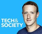 Das Logo des Podcasts (Quelle: Spotify - Tech & Society with Mark Zuckerberg)