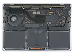 MBP 13 2020 Entry M1 (Quelle: iFixit)