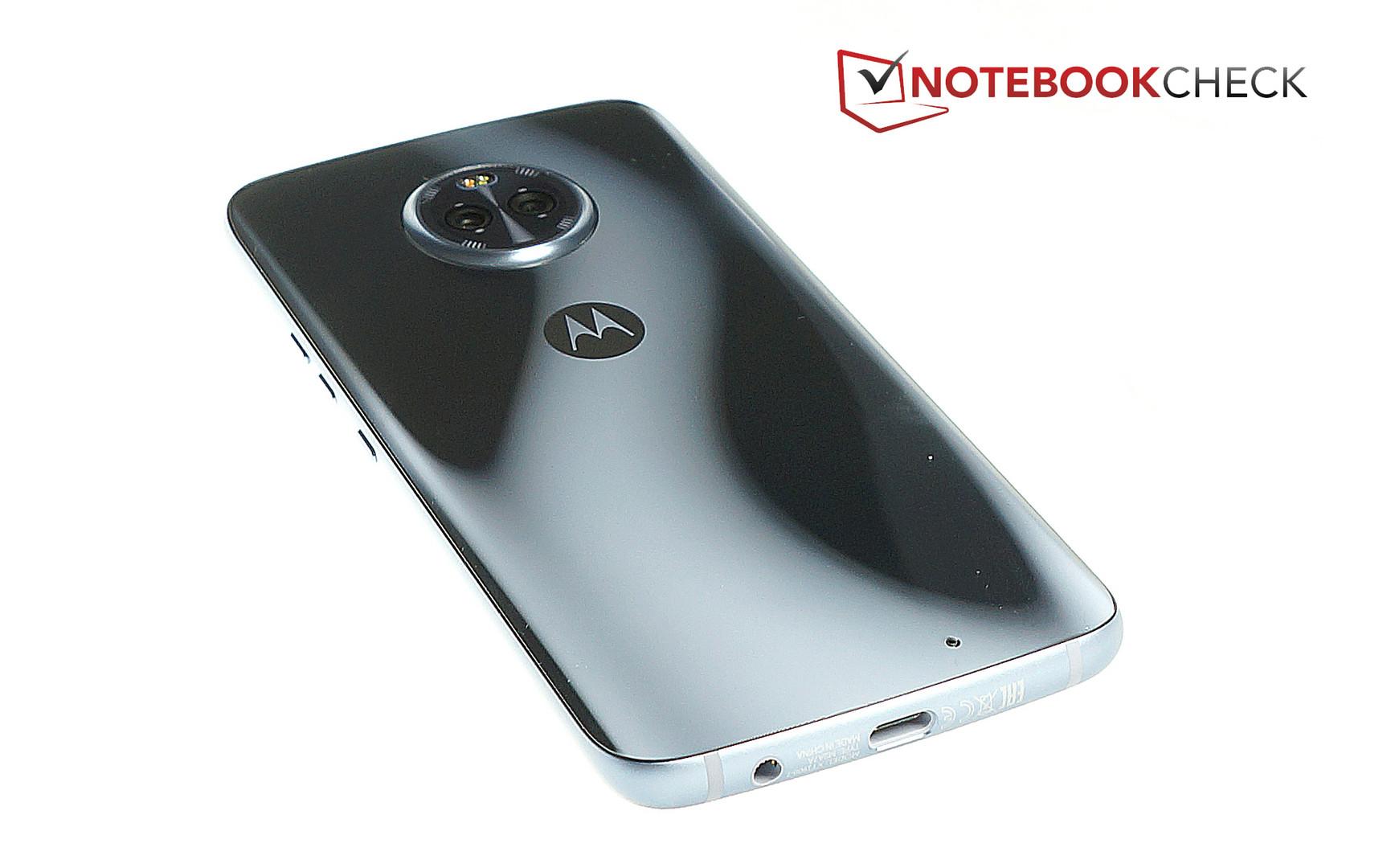 Test Motorola Moto X4 Smartphone - Notebookcheck.com Tests