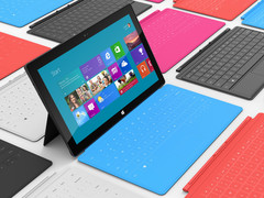 Microsoft: Tablets Surface für Windows RT und Windows 8 angekündigt