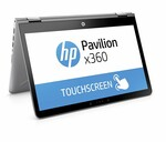 HP Pavilion x360 15-cr0000no