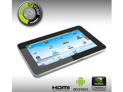 Point Of View: Mobii Tegra Tablet mit 10,1-Zoll im Dezember