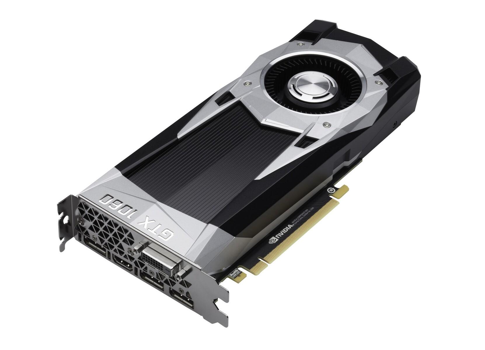 Geforce Gtx 1060 Vergleich