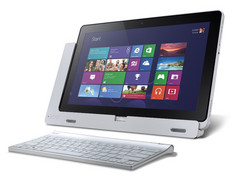 Acer: Iconia Tab W700 11,6-Zoll-Tablet mit Windows 8 ab 799 US-Dollar