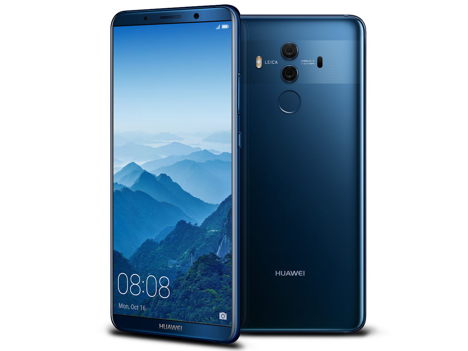 Huawei Mate 10 Pro Notebookcheck Com Externe Tests