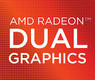 AMD Radeon HD 6620G + HD 7450M Dual Graphics