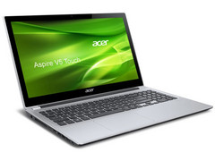 Acer: Ultraslim-Notebooks Aspire V5 mit Touchscreen ab 500 Euro