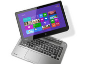Test Toshiba Satellite W30Dt-A-100 Convertible