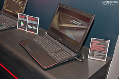 Asus zeigt G74 Gaming Notebook