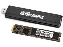 PhotoFast: SSD-Upgrade-Kit GM2 SFV1 Air für das MacBook Air