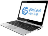 Test HP EliteBook Revolve 810 Convertible
