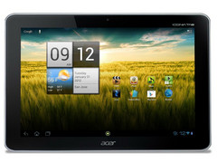 "Acer: 10,1""-Tablet Iconia Tab A210 im Handel"