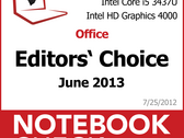 Im Test bei NBC: Best of Juni 2013 - Notebooks