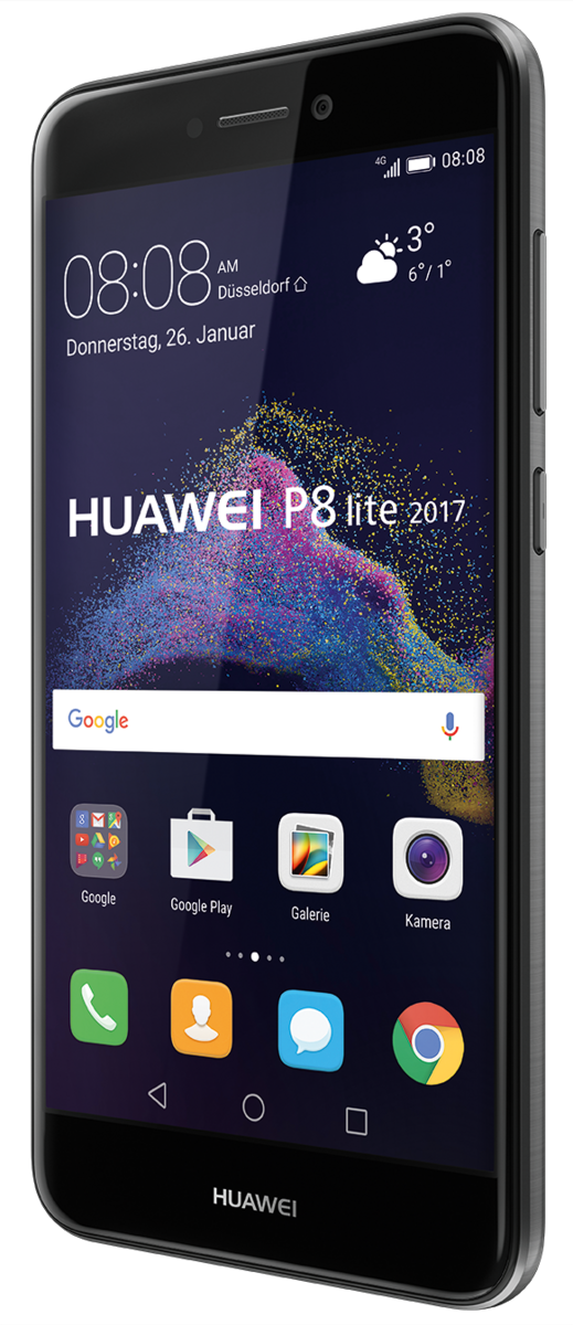 Huawei P8 Lite 2017 Notebookcheck Com Externe Tests