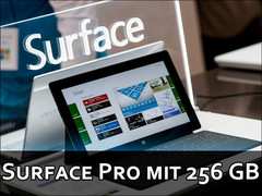 Microsoft: Surface Pro auch in den USA mit 256 GByte