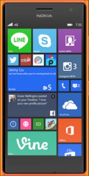 windows phone ortung shortcut