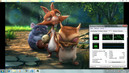 Big Buck Bunny 720p mp4 flüssig CPU20-30%