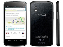 LG: Google-Smartphone Nexus 4 mit Android 4.2 auf Video