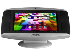 "Arnova: Android basiertes Soundsystem SoundPad mit 7""-Multitouchscreen"