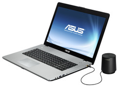 Asus: Multimedia-Notebooks Asus N56 und N76 ab Mai