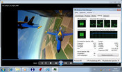 The Magic of Flight 1080p teilw. ruckelnd CPU 50-85%