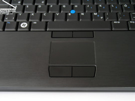 Touchpad im Dell Latitude XT
