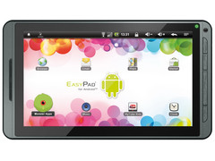 Easypix: 7-Zoll-Android-Tablet Easypad Junior für Kinder kostet 130 Euro