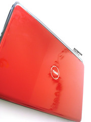 Das Dell Inspiron 17R in Tomato Red...