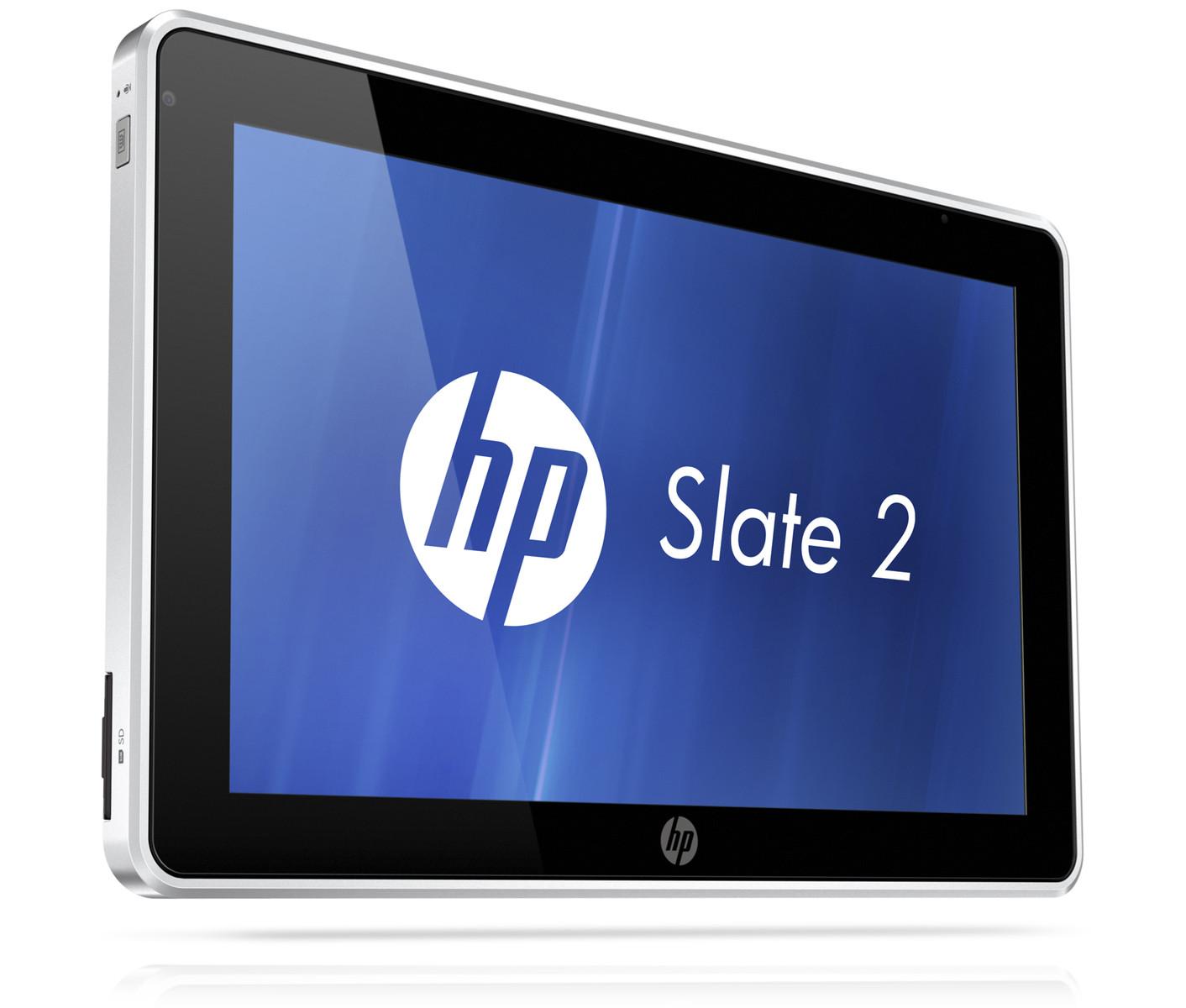 hp slate 2 tablet mit windows 7 vorgestellt. Black Bedroom Furniture Sets. Home Design Ideas