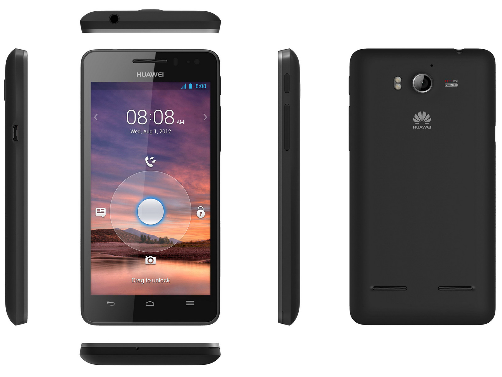 huawei quad core power im smartphone ascend g 615 f r 300 euro news. Black Bedroom Furniture Sets. Home Design Ideas