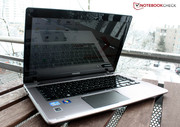 Im Test:  Toshiba Satellite P845-106