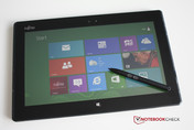 Touchscreen mit Pen Support